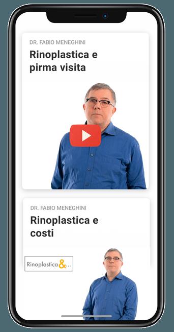 Centro Specialistico di Rinoplastica del Dott. Fabio Meneghini